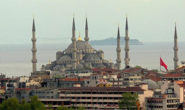 Sultán Ahmet  ( Mezquita Azul )