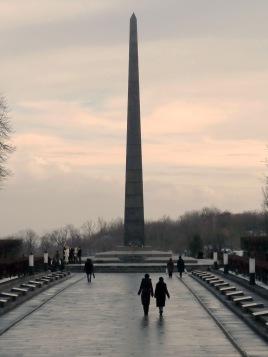 Memorial II Guerra Mundial