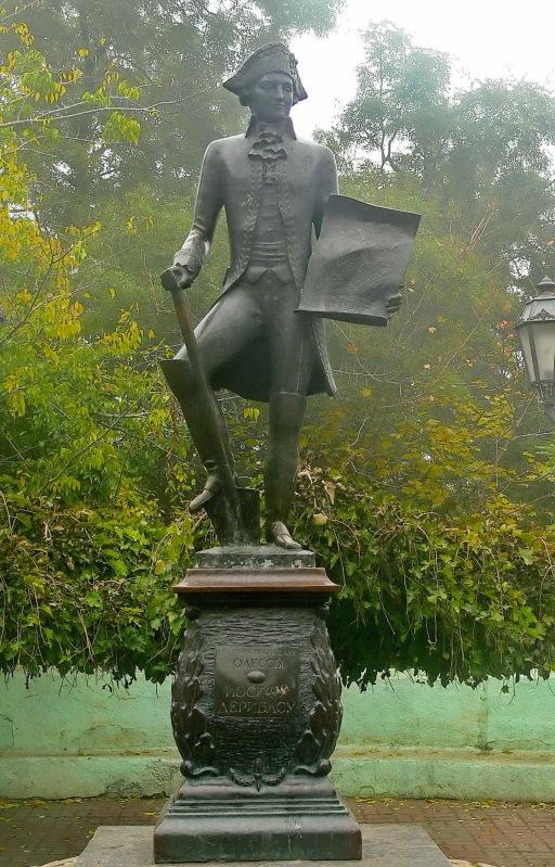 Fundador Jose de Ribas