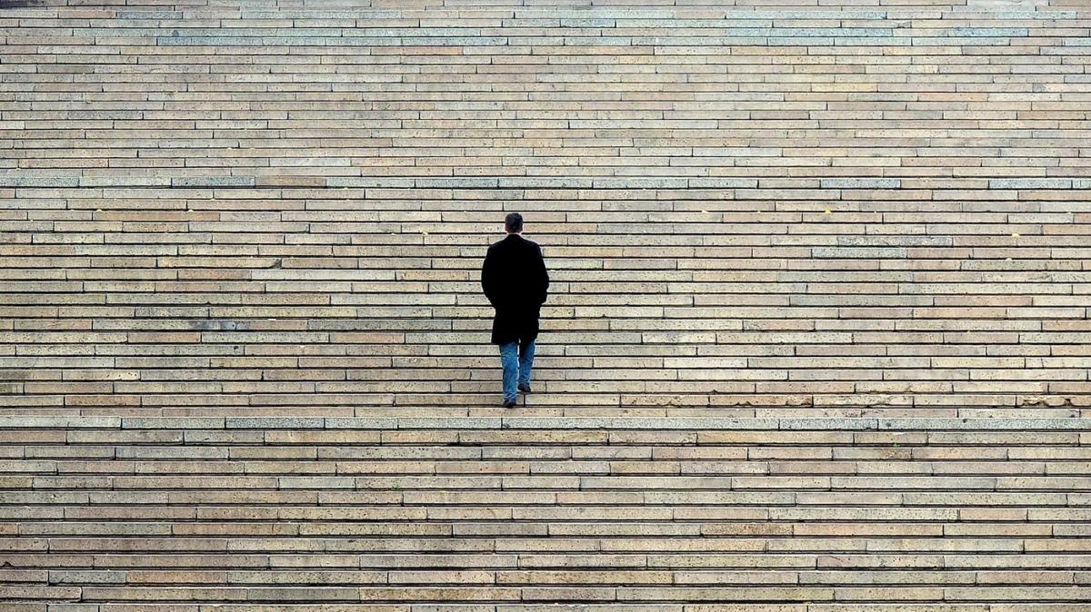 ODESSA. La escalera Potemkin