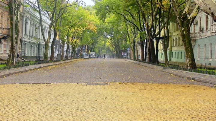 La primera calle empedrada de Europa