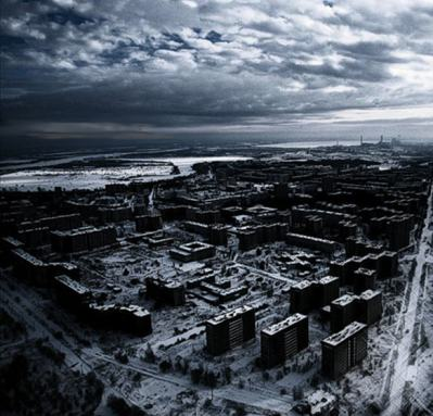 Ciudad Fantasma