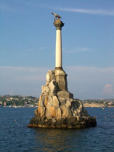 Monumento a los barcos hundidos