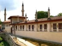 ENTRADA a Palacio Bakhchysarai