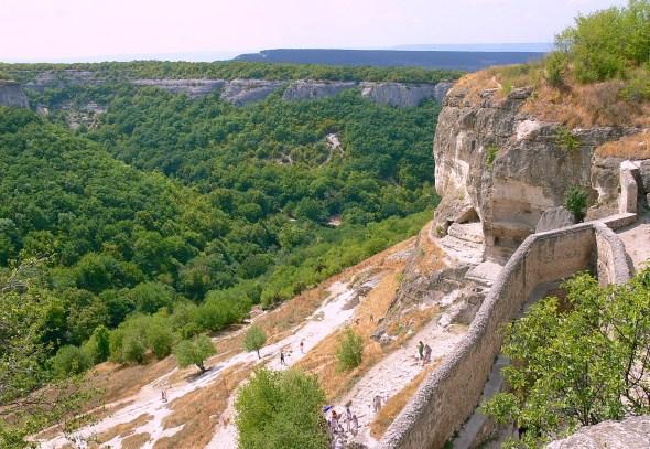 Chufut-Kale Ciudad bizantina