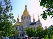 Catedral de la Protección de la Virgen María