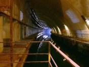 Balaklava. Base de submarinos