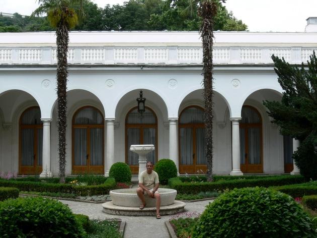Yalta. Palacio de Livadia