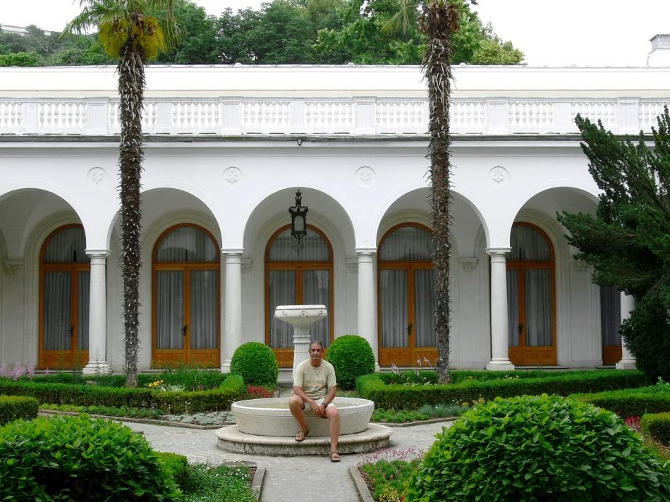 091 YALTA Palacio de Livadia