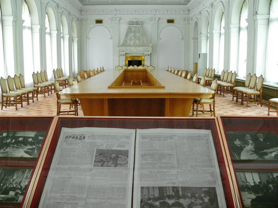 096 YALTA Palacio de Livadia