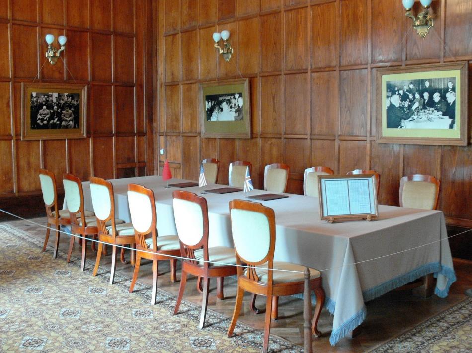 099 YALTA Palacio de Livadia