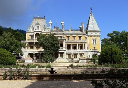 Palacio de Massandra