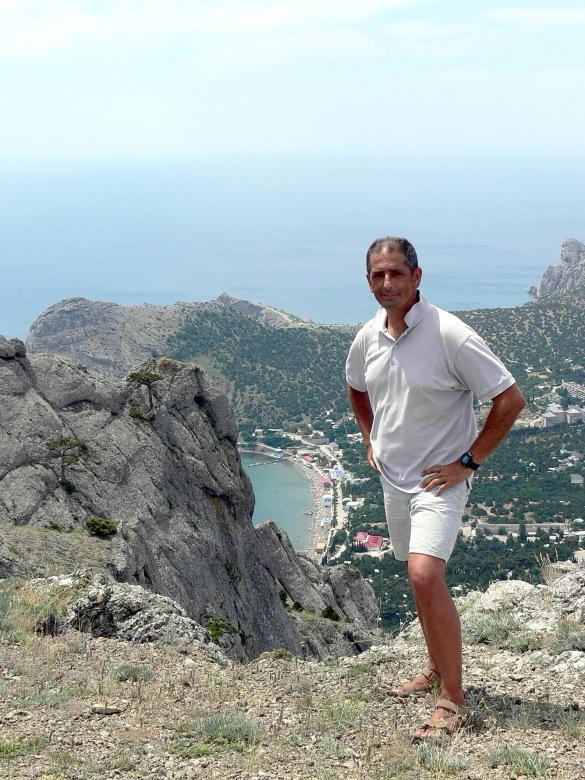 Noviy Svet. Cima del Monte Sokol
