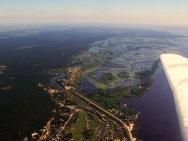 Crimea desde el aire