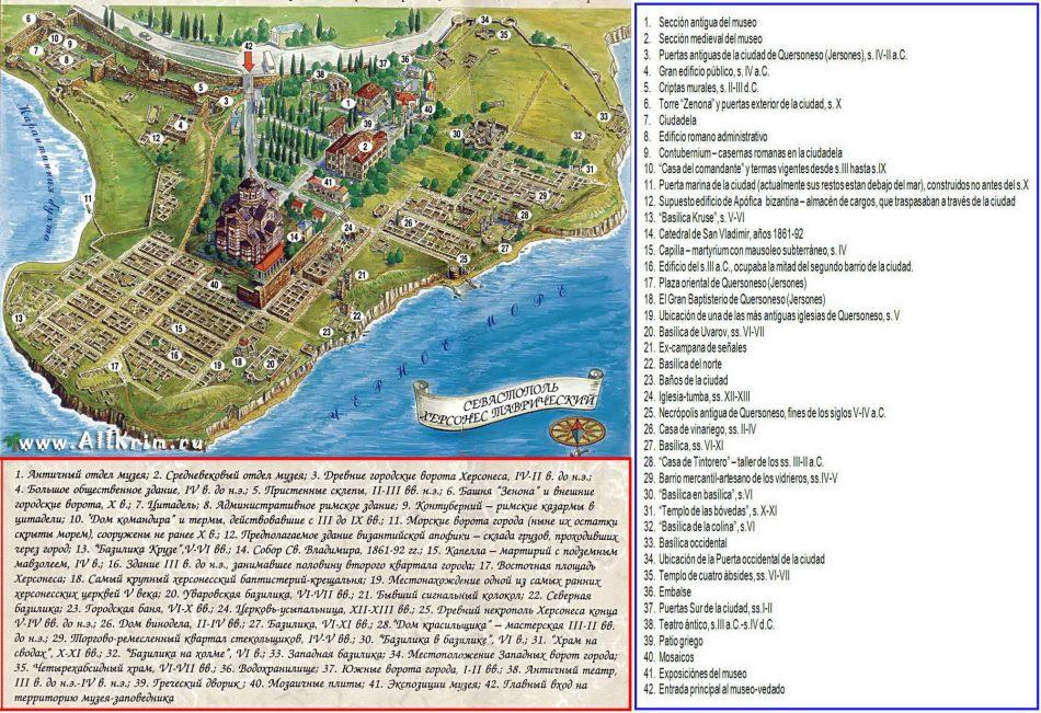 CRIMEA PLANO Khersones