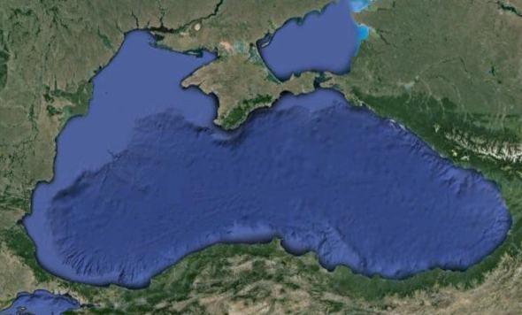MAPA CRIMEA Mar Negro