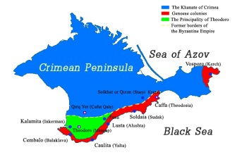 Crimea siglo XV