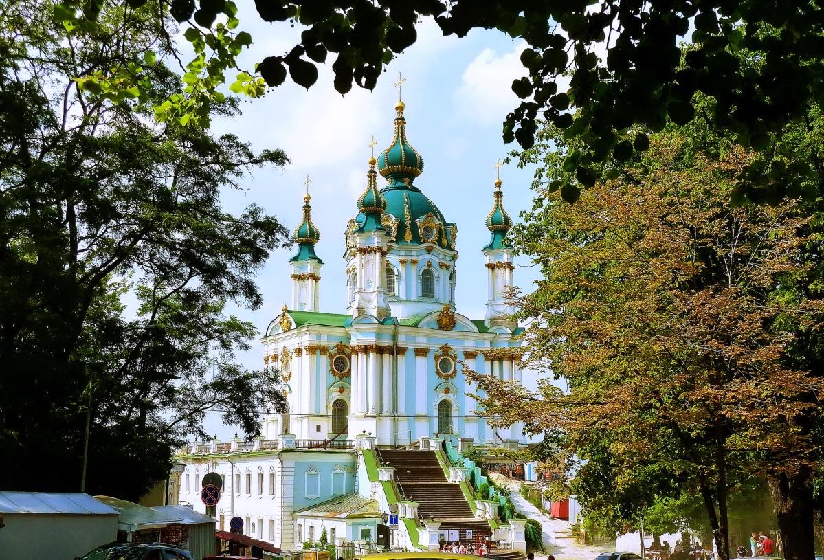 KIEV. La Bajada de Andreevskiy
