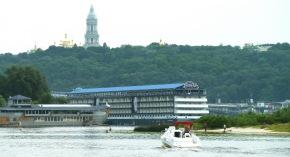 5 KIEV - PLAYAS HOTELES FLOTANTES