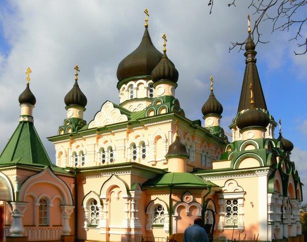 Convento Pokrovsky