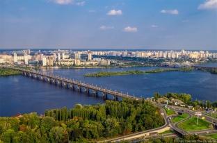 Kiev Ciudad Jardin-Rodina Mat 2