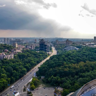 Kiev Ciudad Jardin-Rodina Mat 7
