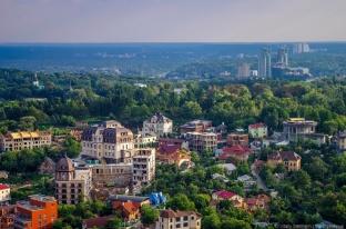 Kiev Ciudad Jardin-Rodina Mat 8