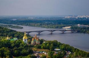 Kiev Ciudad Jardin-Rodina Mat 9