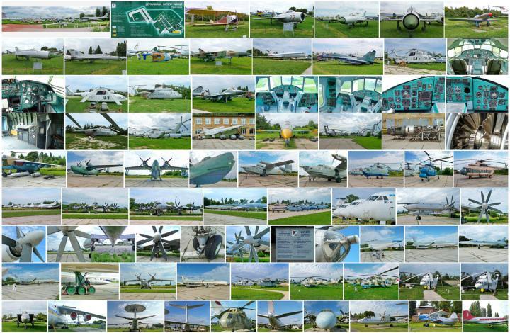 Kiev-Mueso Nacional Aviacion