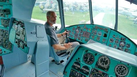 Mi-26 Cabina de mando