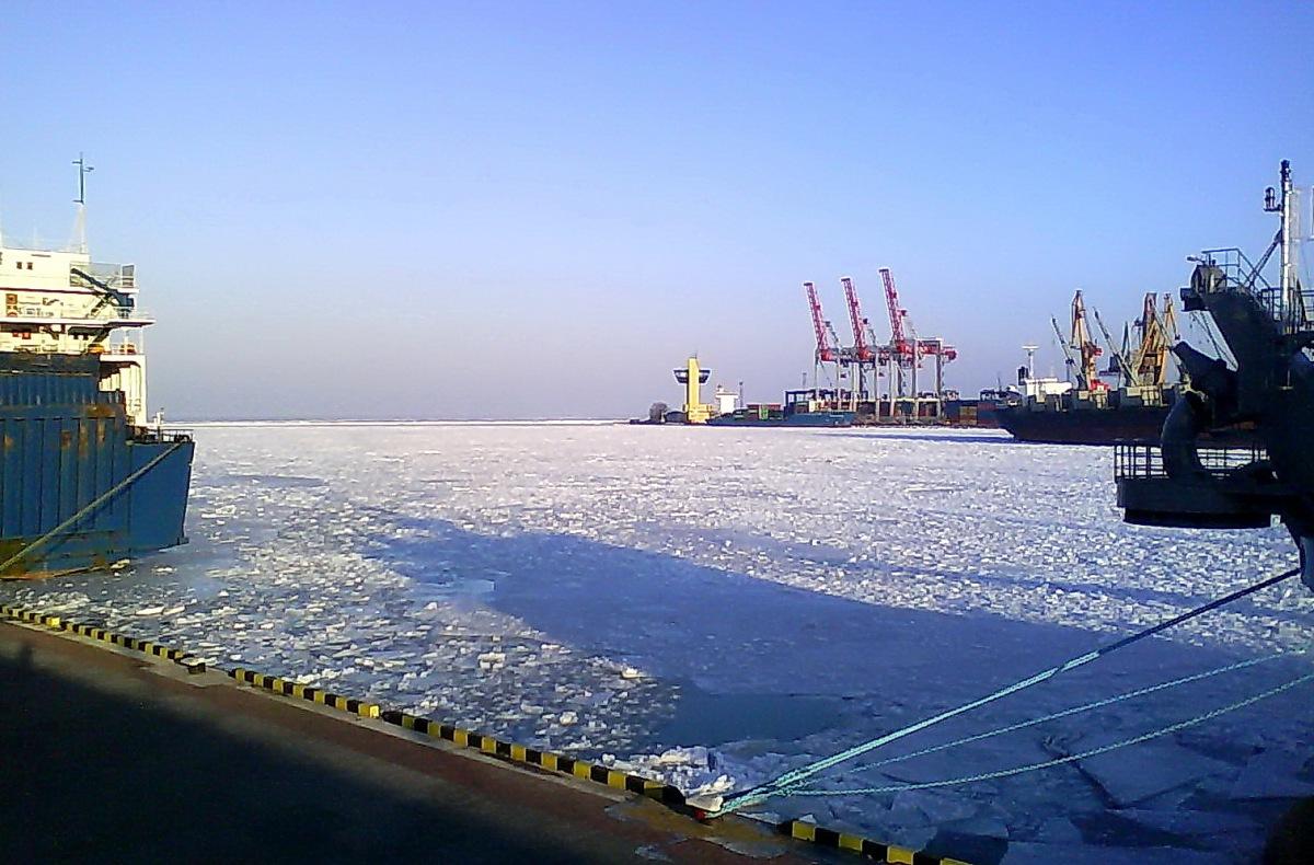 ODESA. El Mar Negro se vuelve Blanco