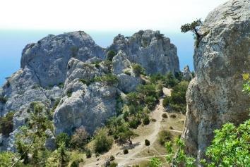 Camino del Karaul-Oba