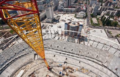 Remodelación en 2008 para la Eurocopa 2012