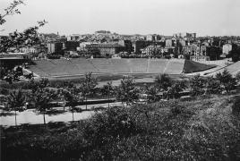 Estadio en 1940