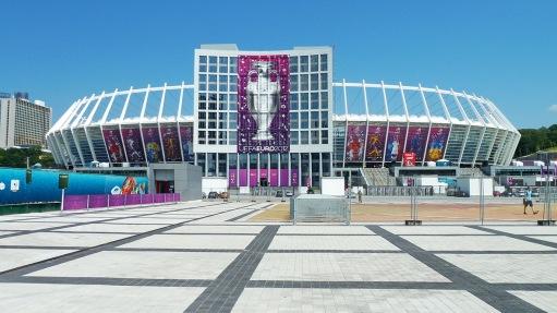 Estadio Olimpico de Kiev 2