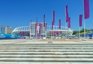 Estadio Olimpico de Kiev 7