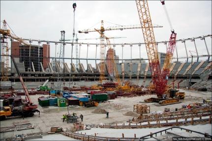 KIEV Estadio Olimpico