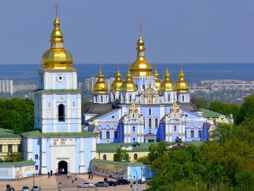 KIEV - San Mikhailovaskyi