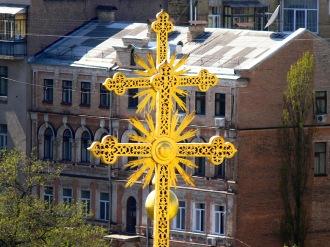 018 - Santa Sofía - Cruz de cúpula