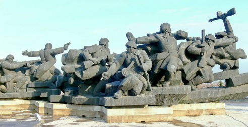 055 - Memorial de la Gran Guerra Patria