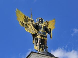 075 - Maidan Nezalezhnosty - Arcángel Gabriel
