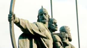 087 - Fundadores de Kiev