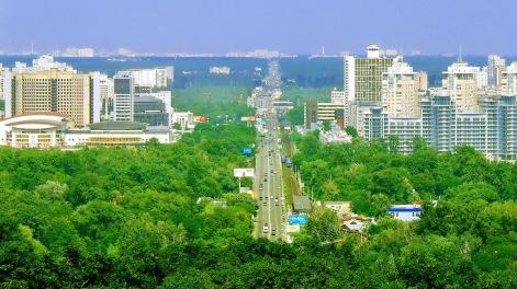 122 - Kiev Este - Salida hacia Brovary