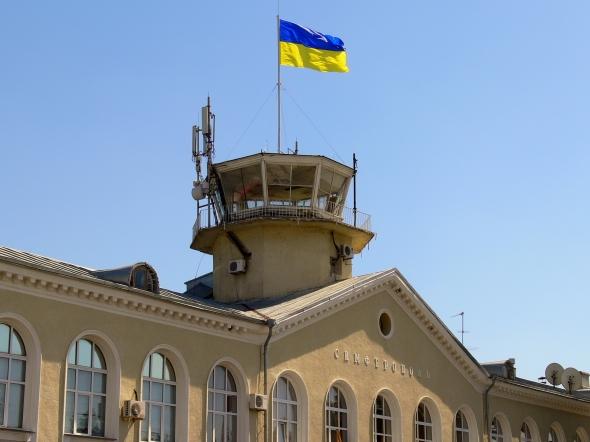 SIMFEROPOL Aeropuerto