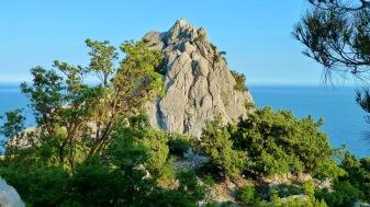 Camino de Katsiveli a Simeiz