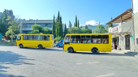 Katsiveli - Parada Bus