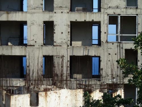 Sanatorio inacabado
