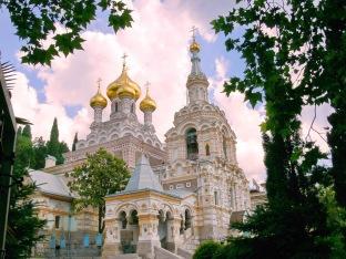 YALTA Catedral Alexander Nevsky