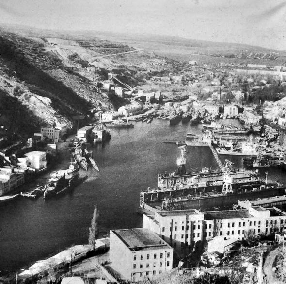 Balaklava finales 1960