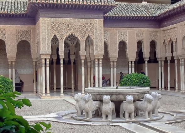 048 GRANADA  La Alhambra